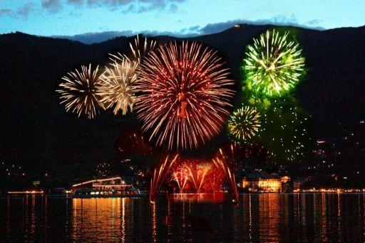 1st Zell Lake Festival with fireworks cruise - 15/07/2017, from 9:00 PM