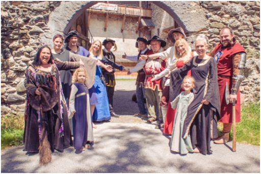 Castle Festival 2017 - 21/07/2017, from 5:00 PM