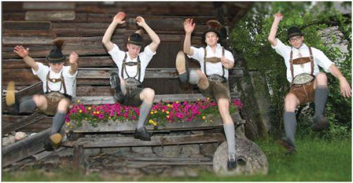 Traditional evening at the castle Kaprun - 28/08/2018, from 8:00 PM