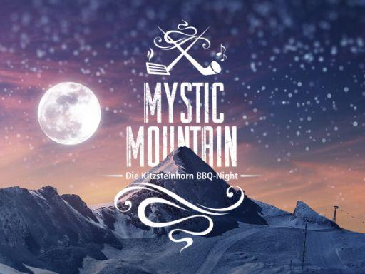 Mystic Mountain - Kitzsteinhorn BBQ Night - 26.01.2018, ab 17:30 Uhr