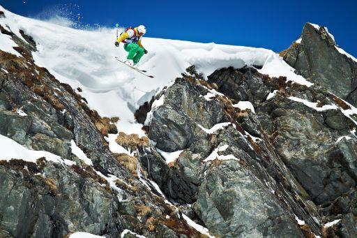 X OVER RIDE Freeride World Tour Qualifier***