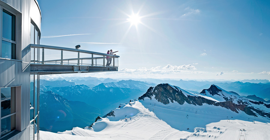 kitzsteinhorn glacier ski resort zell am see kaprun. Black Bedroom Furniture Sets. Home Design Ideas