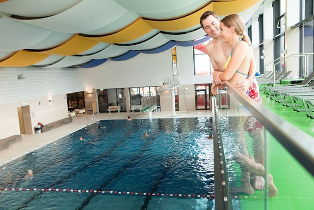 Indoor pool and ice rink Zell am See Leisure Centre