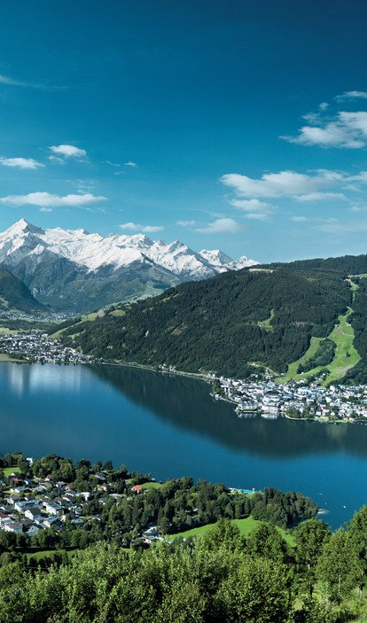 Singletrails zell am see